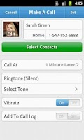 Screenshot of Mr Caller (Fake Call&SMS)