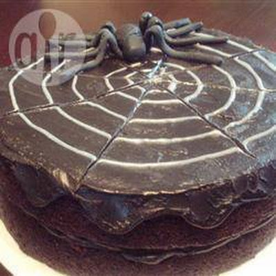 Black Magic Chocolate Cake