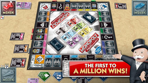 MONOPOLY Millionaire [ENG][Android] (2012)