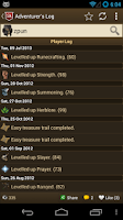 Screenshot of RuneScape SwiftKit Mobile Lite