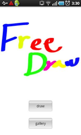 free Draw ver1.1