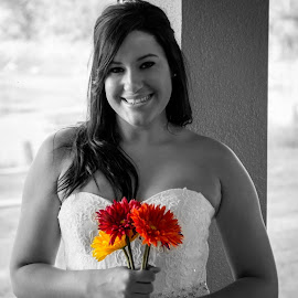 by Mike Brasher - Wedding Other ( selective color, pwc )