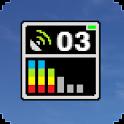 GPS info Widget icon