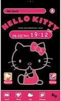 Screenshot of Hello Kitty Launcher [+]HOME