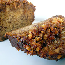 Bananas Foster Banana Bread