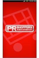 Screenshot of PR Shoppers