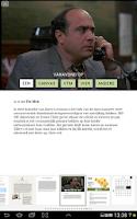 Screenshot of De Standaard Avond