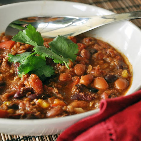 Patsy's Two-Step Chili
