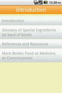 Bible of Vegan Recipes - screenshot