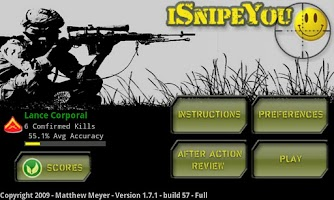 Screenshot of iSnipeYou (Full)