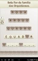 Screenshot of Palavras  ( Português )