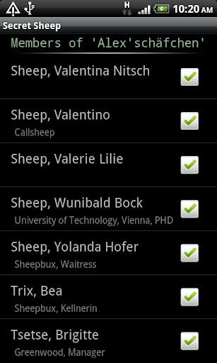 玩通訊App|SecretSheep - hide caller ID免費|APP試玩