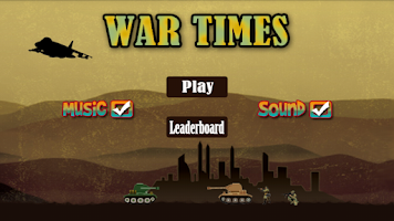 Screenshot of Tank War