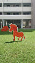 The Chinese Horse Artwork