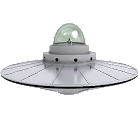 Flying Saucer UFO Club Tracker icon