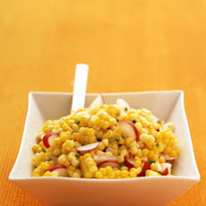Corn and Radish Salad