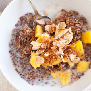 Basic Breakfast Quinoa