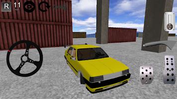 Screenshot of Car Drift 3D 2014
