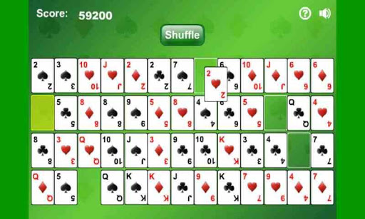 Gaps Solitaire Premium - screenshot