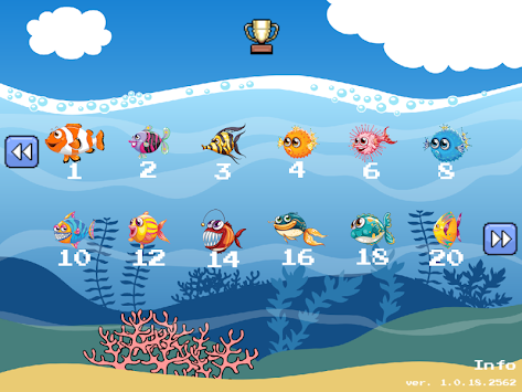 Fishing puzzle for toddlers apk 1 free educational for Fishing net crossword clue