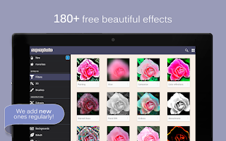 Screenshot of SuperPhoto - Effects + Filters