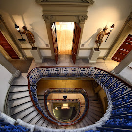 Grand staircase by Almas Bavcic - Buildings & Architecture Other Interior