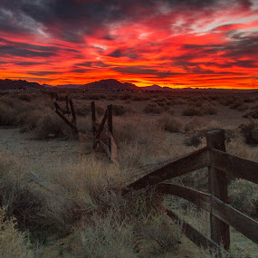by Bud Walley - Landscapes Sunsets & Sunrises