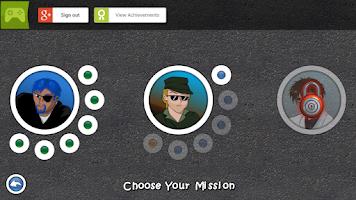 Screenshot of Bomb Squad