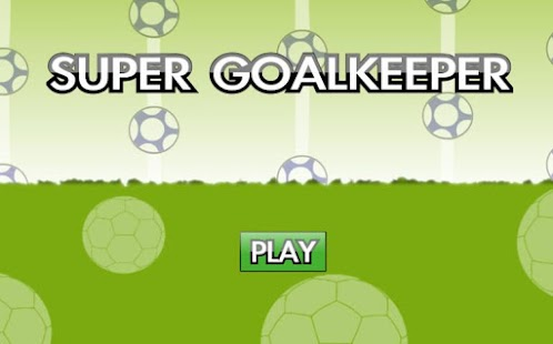 Super Goalkeeper Mundial 2014 - screenshot