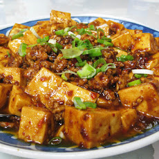 Spicy Tofu with Pork