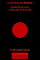 Screenshot of Telescope Flashlight