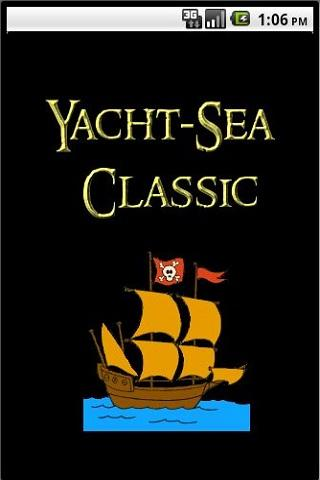 Yacht-Sea Classic Dice Game AF