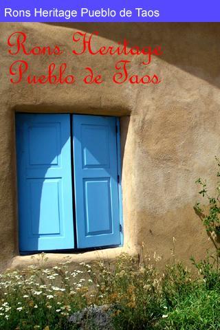Rons Heritage Pueblo de Taos