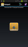 Screenshot of HotspoC - WiFi Hotspot Login