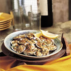 Stuffed Clams (Vongole Ripiene)