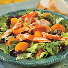 Grilled Chicken and Orange Salad