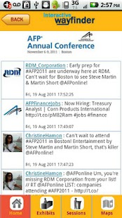 AFP 2011 - screenshot