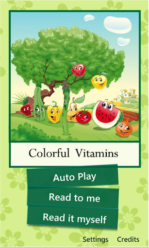 Funny Stories–Colorful Vitamin