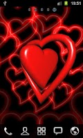 Screenshot of Valentine Heart  3D
