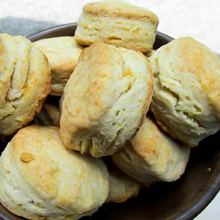 Light and Tender Cream Biscuits