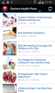Health Magazines - screenshot