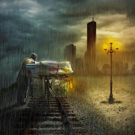Hope by Jun Manolang - Digital Art People