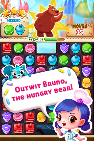 Cupcake Mania - screenshot