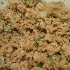 Seasoned Hamburger Mix