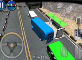Screenshot of Roadbuses - Bus Simulator 3D