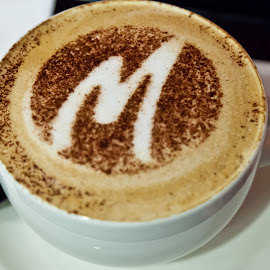 Mc'Cappuccino by Christopher Beveridge - Food & Drink Alcohol & Drinks ( cappuccino, espresso, food, drink, coffee )