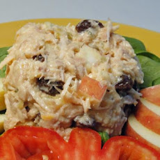 Chicken Tuna Salad
