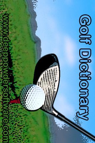 Golf Dictionary
