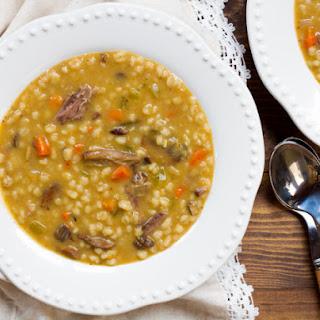 Flanken Vegetable Soup Recipes