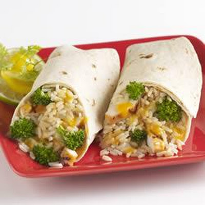 Heart Healthy Burrito